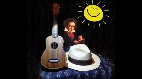 Beginner's Ukulele - Ode To Joy - Classy Classical Fun!