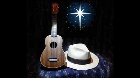 Beginner's Ukulele - Silent Night - A Christmas Delight!